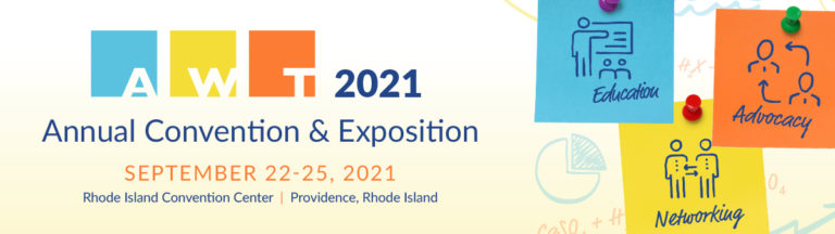 Italmatch Chemicals at Association of Water Technologies AWT - Annual Convention & Exposition 2021