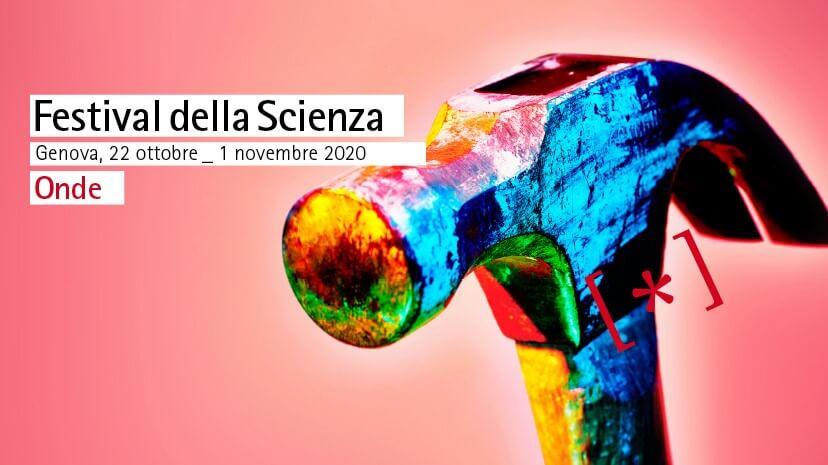 Italmatch Chemicals at Festival della Scienza 2020