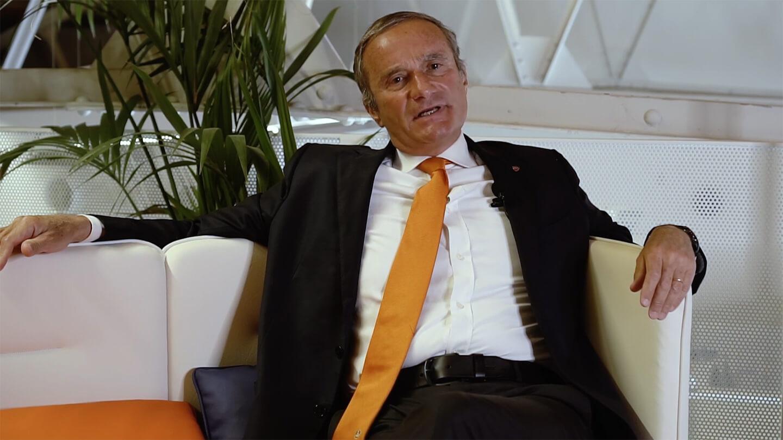 Group CEO Sergio Iorio IDA Talks interview about ESG and desalination