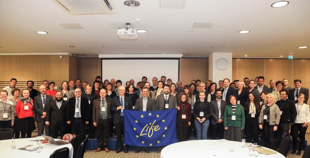 Research & Development project LIFE Trialkyl presentation in Vilnius