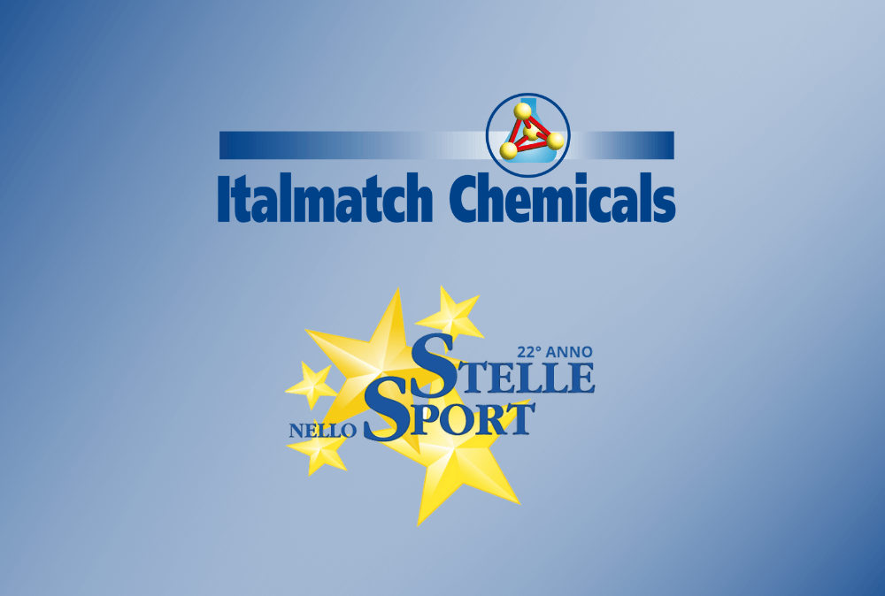 Italmatch Chemicals with Stelle nello Sport 2021